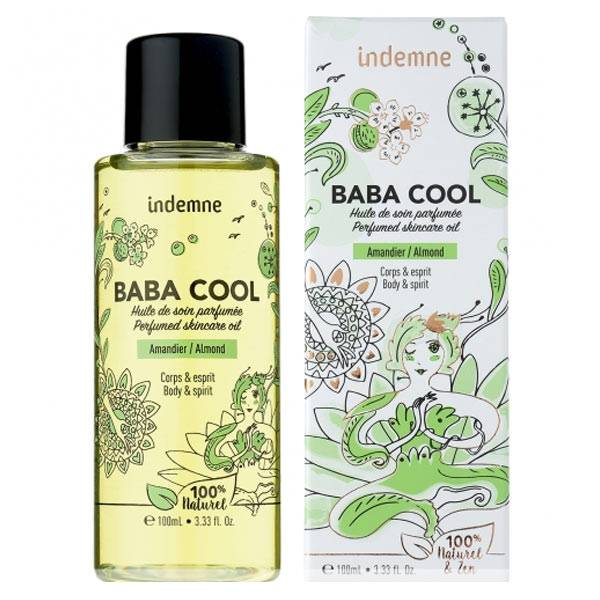 Indemne Baba Cool Huile Amandier 100ml