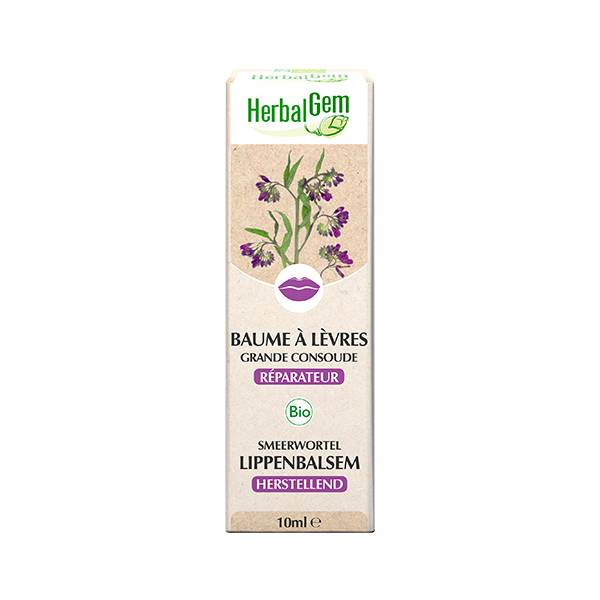 Herbalgem Baume à Lèvres Grande Consoude Bio 10ml