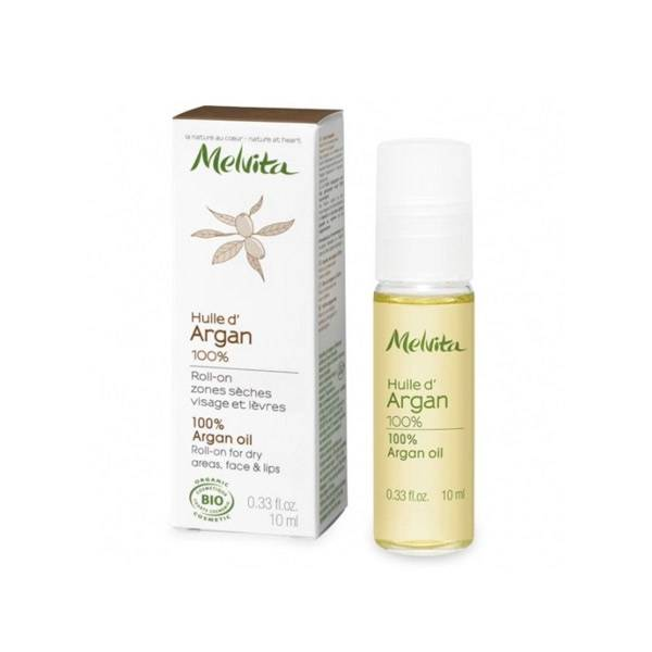 Melvita Roll-On Huile d'Argan 100% 10ml
