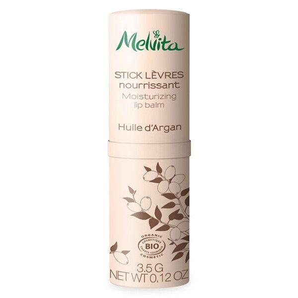 Melvita - l'Argan Bio - Stick Lèvres Nourrissant 3.5g