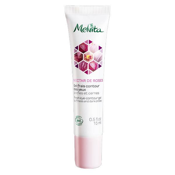 Melvita Nectar de Roses Gel Frais Contour Yeux Bio 15ml