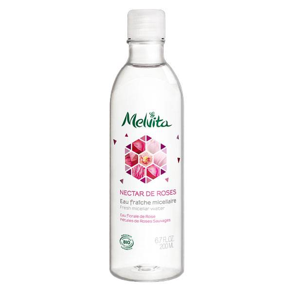 Melvita Nectar de Roses Eau Micellaire Bio 200ml