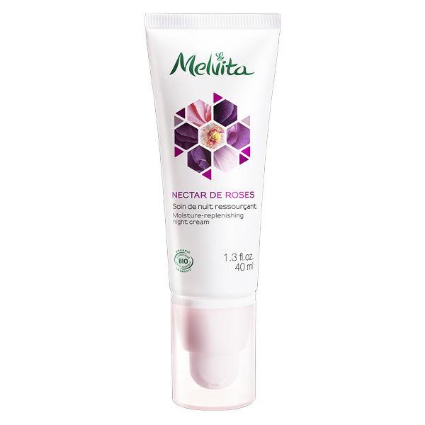 Melvita Nectar de Roses Soin de Nuit Ressourçant Bio 40ml