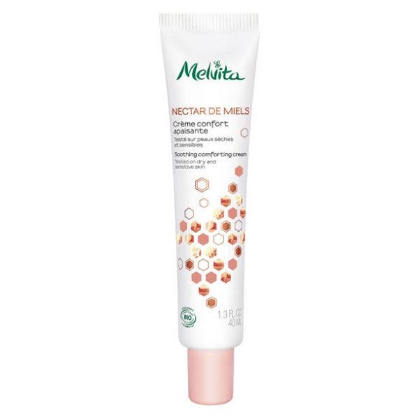Melvita Nectar de Miels Crème Confort Apaisante Bio 40ml