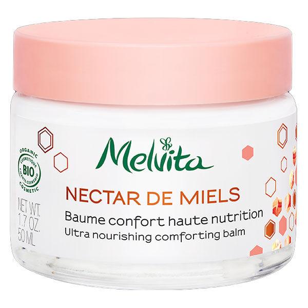 Melvita Nectar de Miels Baume Confort Haute Nutrition Bio 50ml
