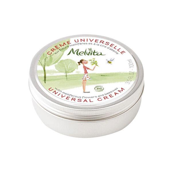 Melvita - Les Spécifiques - Crème Universelle 100ml