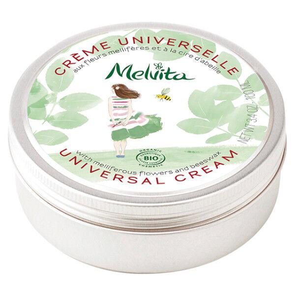 Melvita Les Essentiels Crème Universelle Bio 100ml