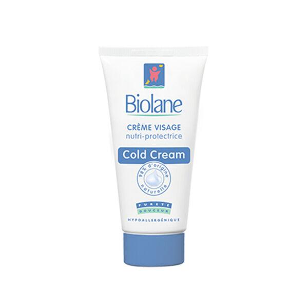 Biolane Crème Visage Cold Crème 50ml