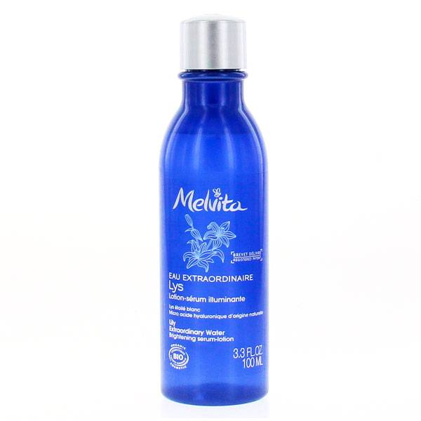 Melvita Eau Extraordinaire Lotion Sérum Illuminante Lys Bio 100ml