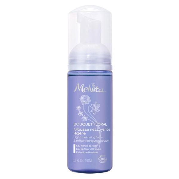 Melvita - Bouquet Floral - Mousse Nettoyante 150ml