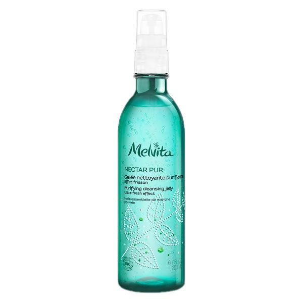 Melvita Nectar Pur Gelée Nettoyante Purifiante Bio 200ml