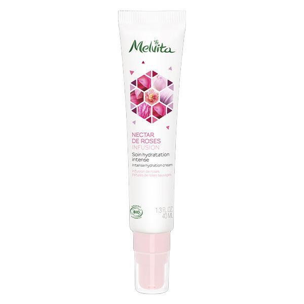 Melvita Nectar de Roses Soin de Jour Hydratant Bio 40ml