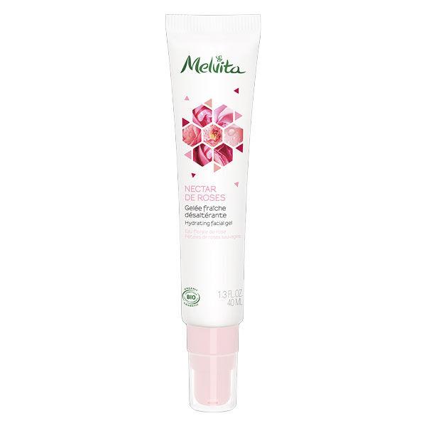 Melvita Nectar de Roses Gelée Fraîche Désaltérante Bio 40ml