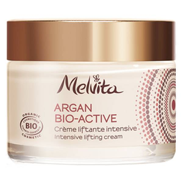 Melvita Argan Bio Active Crème Liftante Intensive 50ml
