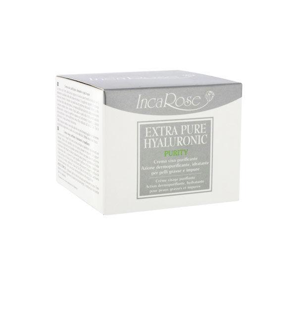 Incarose Extra Pure Hyaluronic Purity Crème Visage Purifiante 50ml
