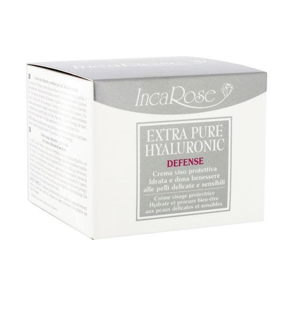Incarose Extra Pure Hyaluronic Defense Crème Visage Protectrice 50ml