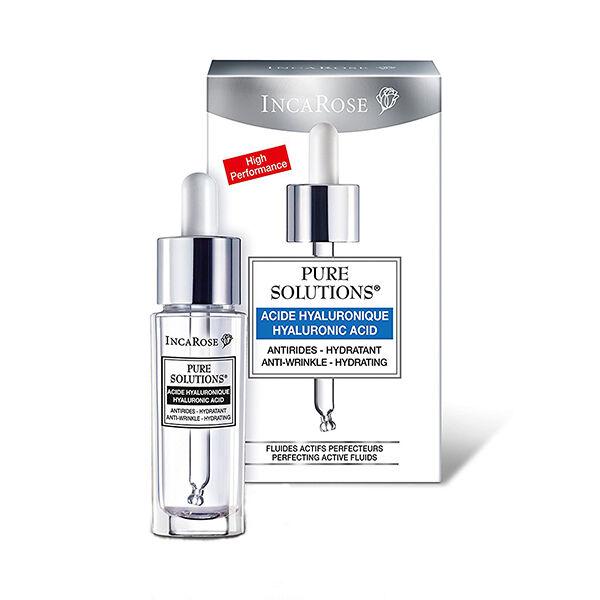 Incarose Pure Solutions Acide Hyaluronique 15ml