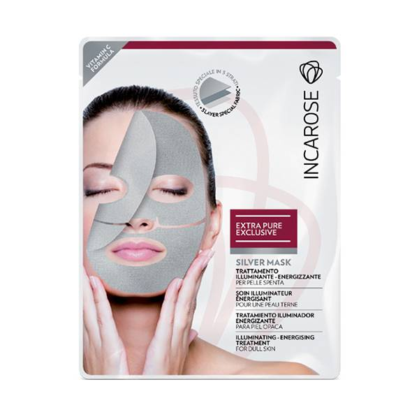 Incarose Extra Pure Exclusive Silver Mask Soin Anti-Age 25ml