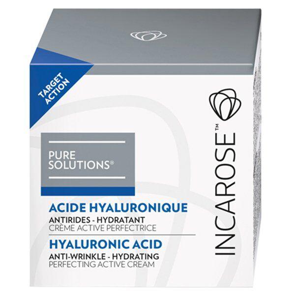 Incarose Pure Solutions Crème Acide Hyaluronique 50ml