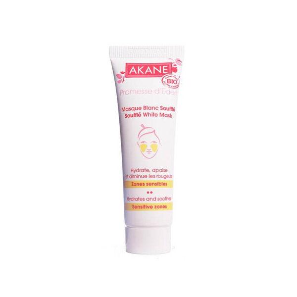Akane Masque Blanc Soufflé Zones Sensibles Bio 30ml