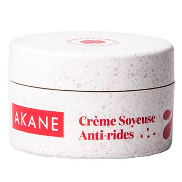 Akane Crème Soyeuse Anti-Rides Bio 50ml