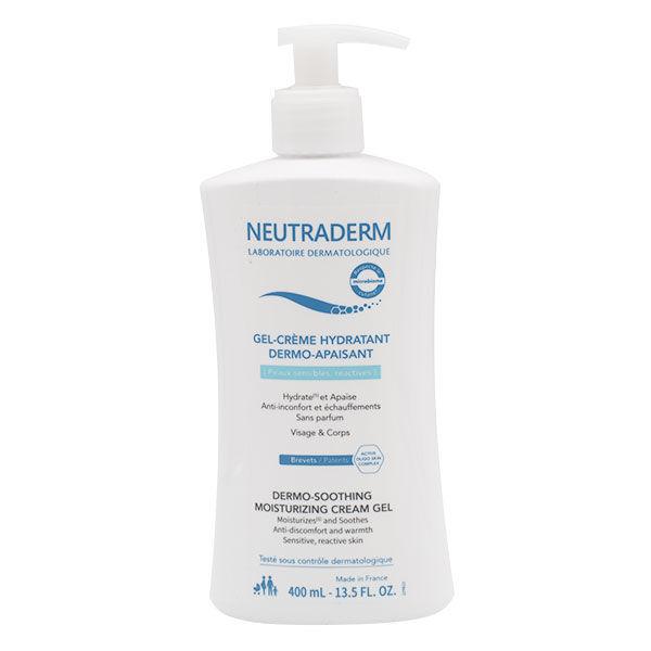 Neutraderm Gel-Crème Hydratant Dermo-Apaisant 400ml