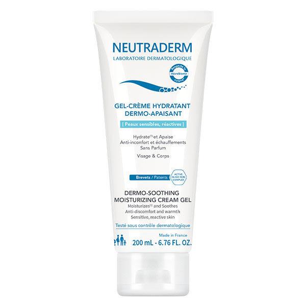 Neutraderm Gel-Crème Hydratant Dermo-Apaisant 200ml