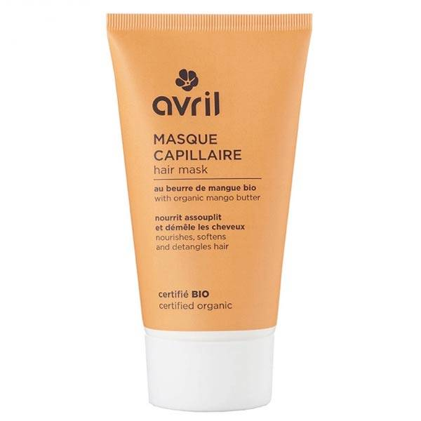 Avril Cheveux Masque Nourrissant Bio 150ml