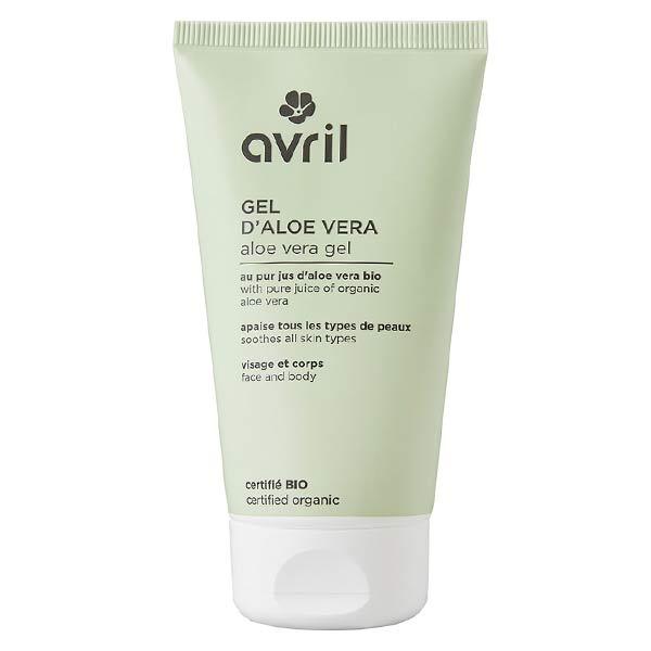Avril Corps Gel d'Aloe Vera Bio 150ml