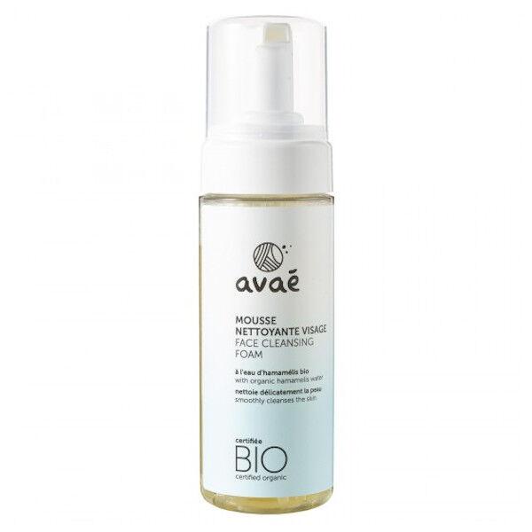 Avaé Mousse Nettoyante Visage Bio 150ml