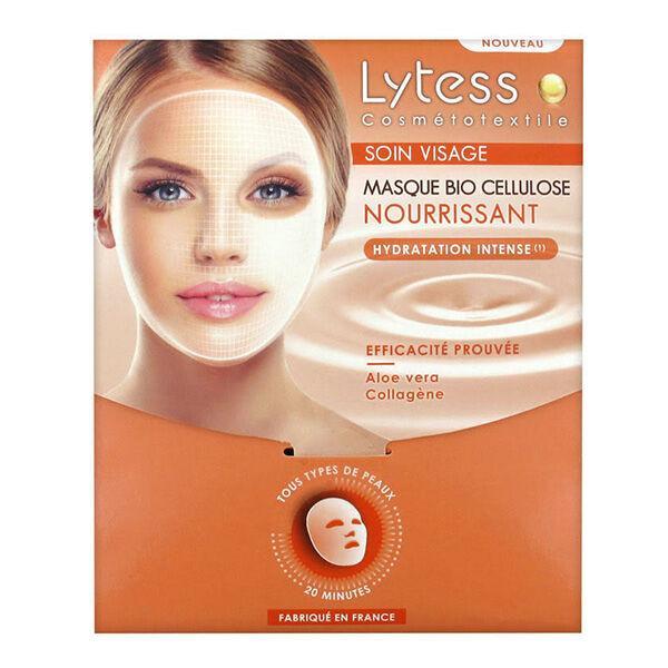 Lytess Masque Bio Cellulose Hydratant