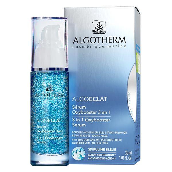 Algotherm AlgoEclat Sérum Oxybooster 3 en 1 30ml