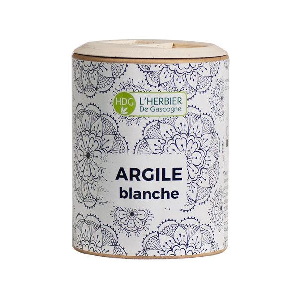 Comptoir de l Apothicaire L'herbier de Gascogne Argile Blanche 150g