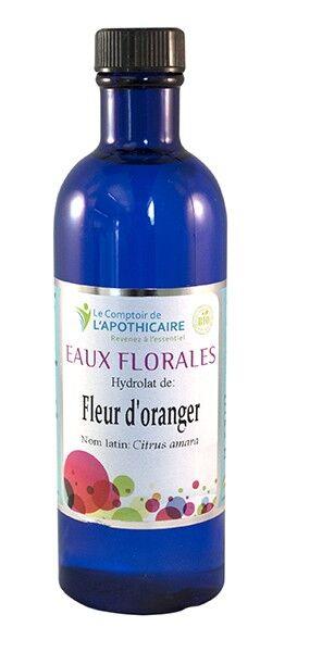Le Comptoir de l'Apothicaire Eau Florale Oranger Bio 200ml