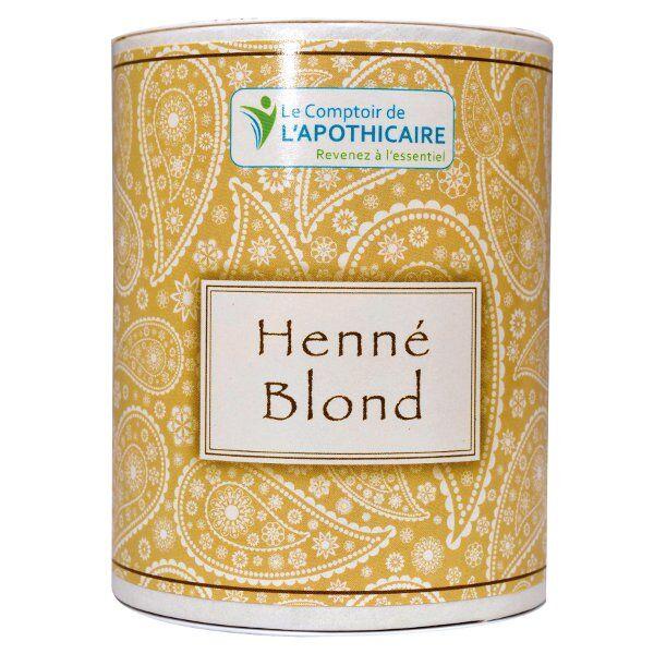 Comptoir de l Apothicaire Le Comptoir de l'Apothicaire Henné Blond 100g