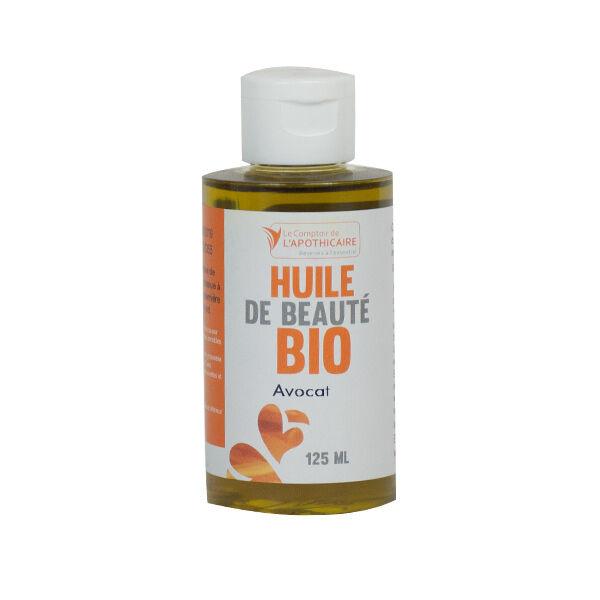 Le Comptoir de l'Apothicaire Huile Végétale Bio Avocat 125ml
