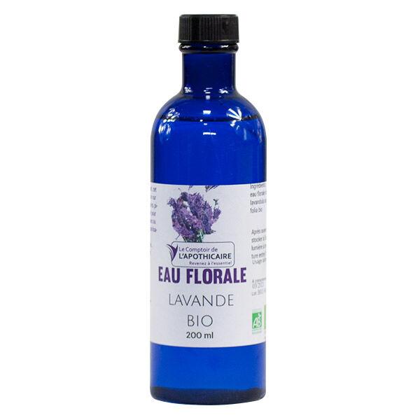 Le Comptoir de l'Apothicaire Eau Florale Lavande Bio 200ml