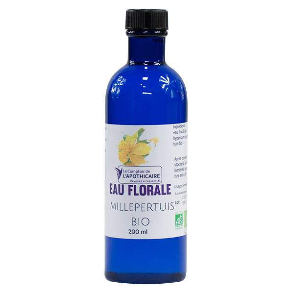 Le Comptoir de l'Apothicaire Eau Florale Millepertuis Bio 200ml