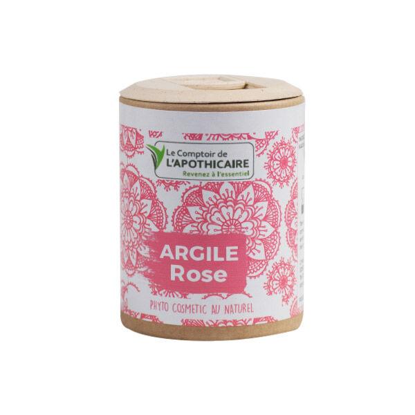 Comptoir de l Apothicaire Le Comptoir de l'Apothicaire Argile Rose 150g