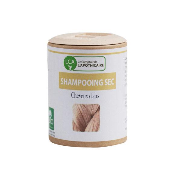 Comptoir de l Apothicaire Le Comptoir de l'Apothicaire Shampooing Sec Cheveux Clairs 100g