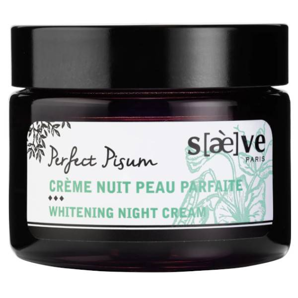 Saeve S[aè]ve Perfect Pisum Crème Nuit Peau Parfaite 50ml