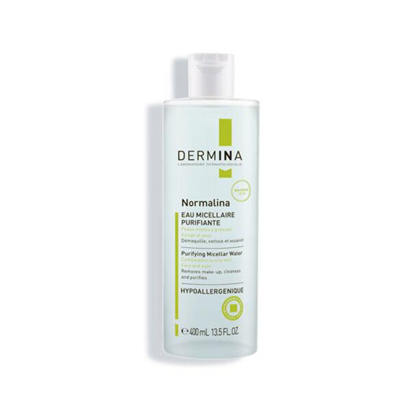 Dermina - Normalina - Eau Micellaire Purifiante 400ml