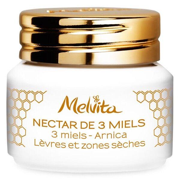 Melvita Nectar de Miels Baume à Lèvres Bio 8g
