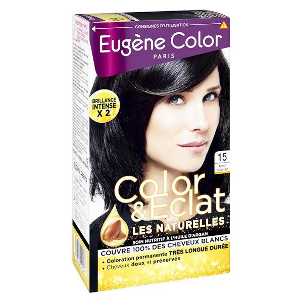 Eugène Color Les Naturelles Crème Colorante Permanente n°15 Noir