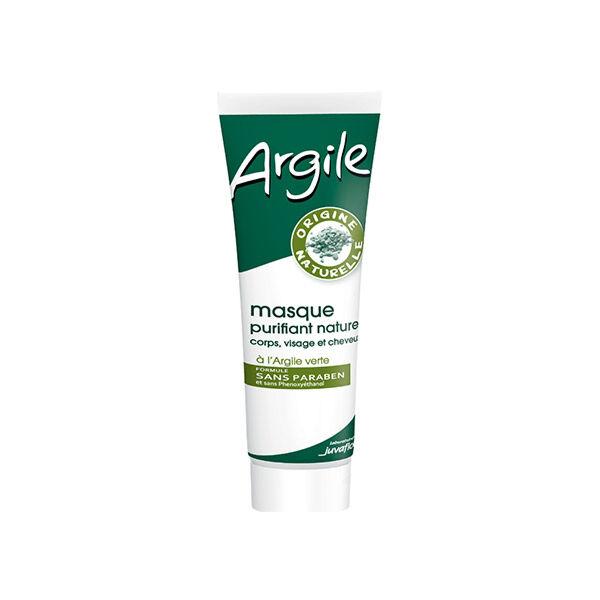 Juvaflorine Argile Masque Purifiant Naturel 300g