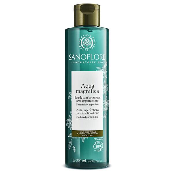 Sanoflore Aqua Magnifica Essence Botanique Visage Anti-Imperfections Bio 200ml