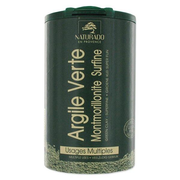 Naturado Argile Verte Montmorillonite Surfine Poudreur 300g