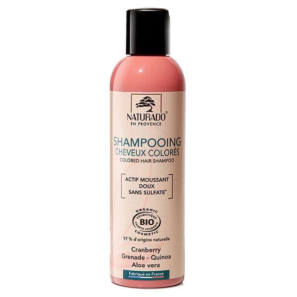 Naturado en Provence Naturado Shampooing Cheveux Colorés Bio 200ml