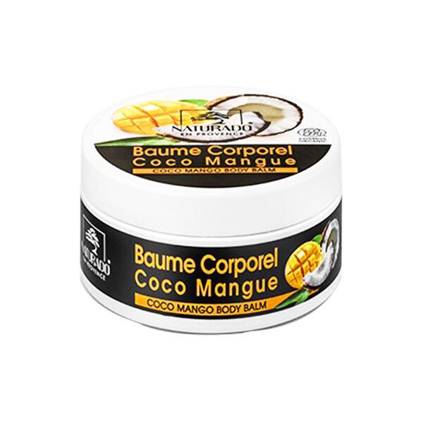 Naturado en Provence Naturado Baume Corps Coco Mangue 200ml