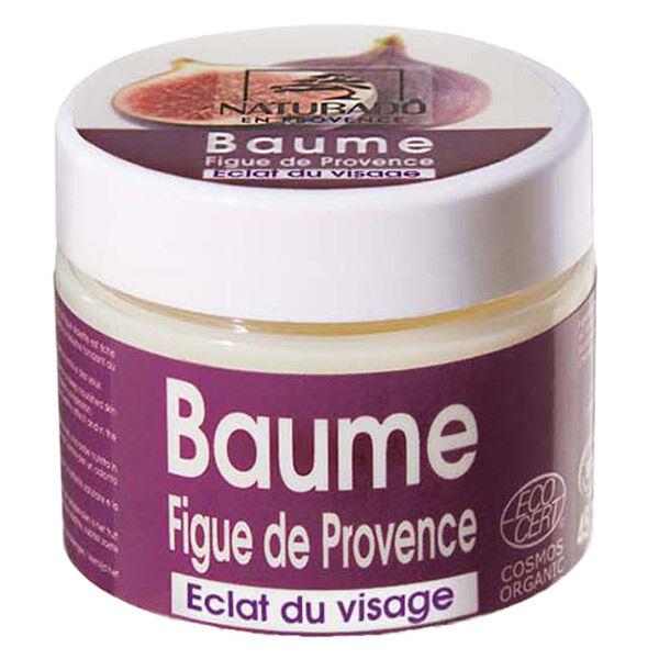 Naturado Baume Figue de Provence Éclat du Visage Bio 45g